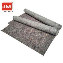 Laminiermaschine Pe Vlies Polyester-Faser-Anlage wasserdichte Teppichunterlage mit PE-Folie zum Malen
