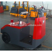 Tracteur de remorquage électrique 5T avec le CE et le service d'après-vente de certificat d'OIN