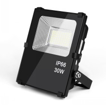 Smd Ultra Thin housing Aluminum Tempered Glass Material 30w Led Flood Light