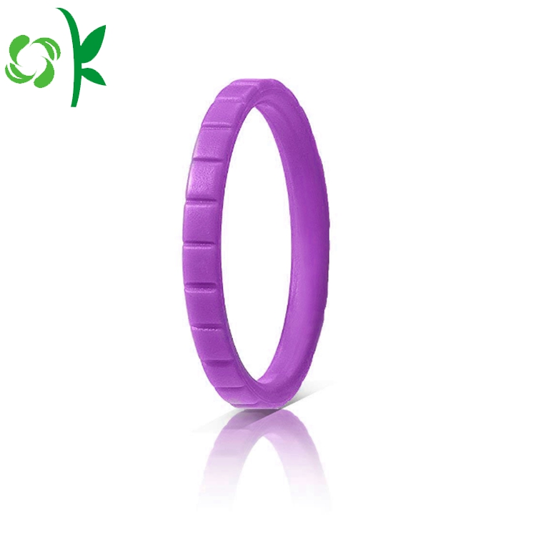 Customized Silicone Finger Rings