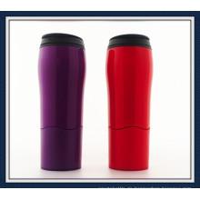 Mächtige Becher Spill nie wieder Kunststoff Travel Mug