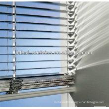 Aluminum louver slat blinds