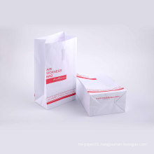 Promotional factory square bottom airsickness plastic bag for vomit