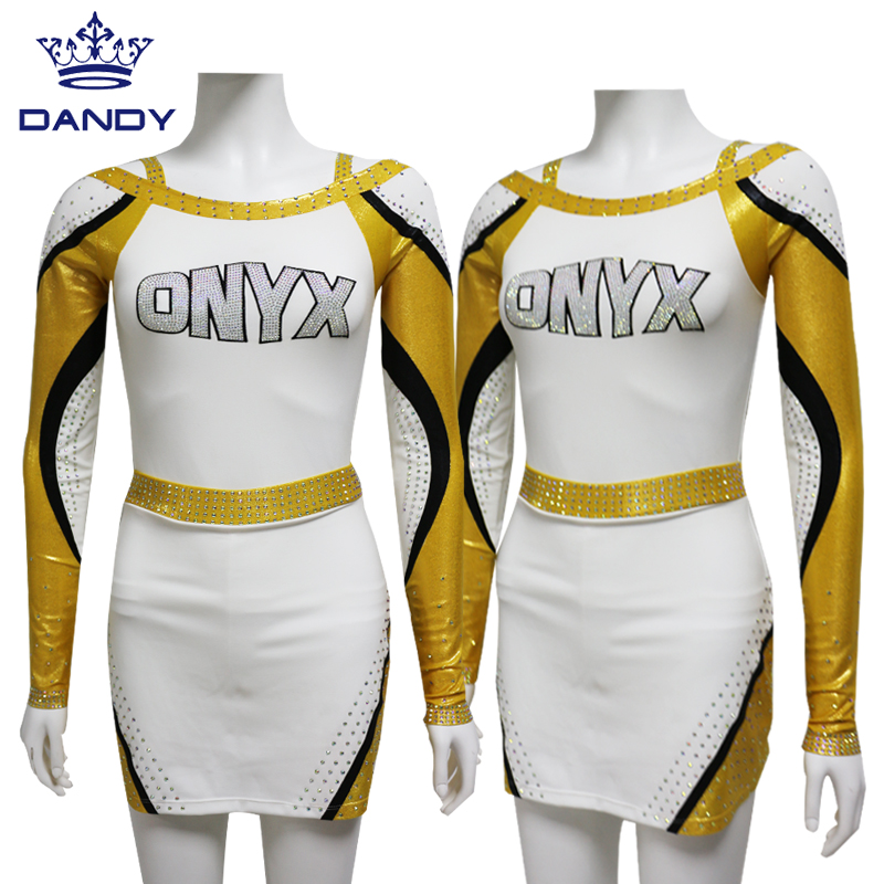 Cheerleading Uniform3 1