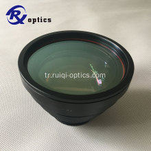 532nm Lazer Optik Makinesi F-teta Tarama Lensi