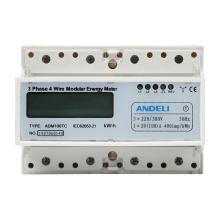 ADM100TC 10-60A 3 phase digital energy meter