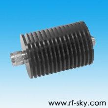 N-tipo 50W 30db RF Coaxial Atenuador