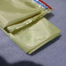 Para Meta Tape Fire Proof Kevlar Tape Fabric Aluminized Para Aramid Fabric