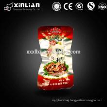 high barrier printing vacuum bag for food packaging