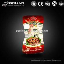 Вакуумный мешок с высокой барьерной печатью для упаковки пищевых продуктов