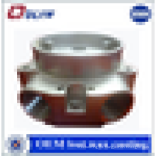 Repuestos de metal fundido de precisión pulido con servicio de fabricación de OEM