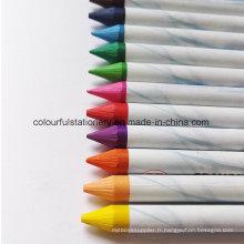 Crayon de couleur sans bois soluble dans l'eau