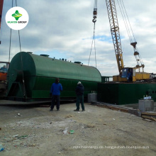 Von der Huayin Group produzierte Öl- / Motoröl-Altölanlage von hoher Qualität