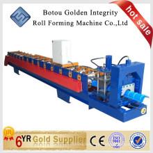Galvanized Ridge Roofing Sheet/Cap Gutter Roll Forming Machine
