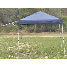2.5X2.5 folding iron gazebo with eaves