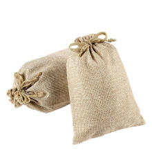 Wedding Party Arts Crafts Projects Presents Snacks Jewelry Christmas Burlap Bags hessian large drawstring gift bags
