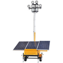 Torre de luz de energia solar (DE450Q8)