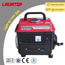 650w outdoor camping gasoline generator