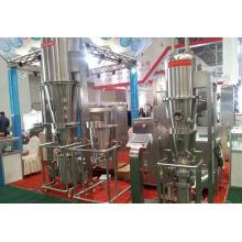 2017 FLP series multi-function granulator and coater, SS conveyor belt, vertical table top conveyor dryer