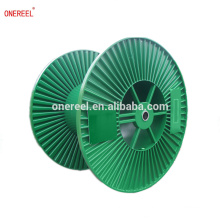 fluted flange wire cable drum bobbins
