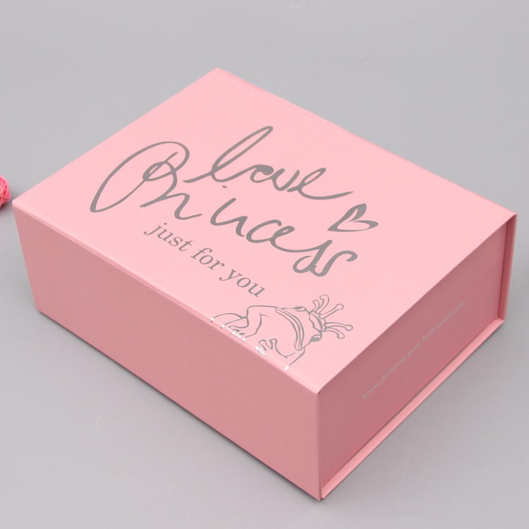 Pink Magnetic Box