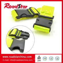 Fluorescent High Visibility Reflective Waist Belt for running