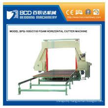 Foam Horizontal Cutting Machine (BPQ-1650/2150)