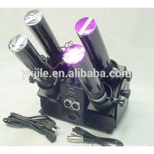 4 Shot DMX Control E-Cartridge Cannon
