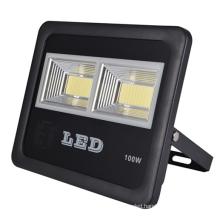 150W COB Black Color Led Flood Light For Outdoor Lamp