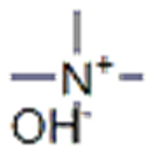 Hidróxido de tetrametilamonio CAS 75-59-2