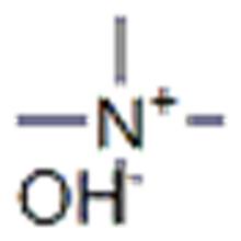 Hydroxyde de tétraméthylammonium CAS 75-59-2