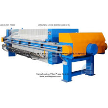 Leo Filter Palm Oil Membrane Filter Press Machine