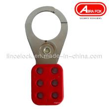 Plástico con cierre de acero Hasp (617)