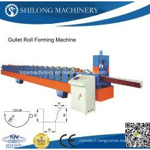 Machine de formage de rouleau à quille