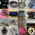 20w/30w cnc portable mini fiber laser marking machine for metal/plastic