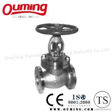 Стандартный фланцевый клапан JIS Standard из нержавеющей стали