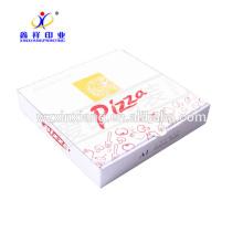 Custom Cheap Brown Kraft Bulk Paper Pizza Box