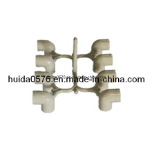 Plastic Injection Mould (Square Elbow)