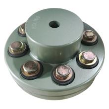Customized Bushed Pin Coupling Pin Coupling With Elastic Sleeve Flexible Pin Coupling