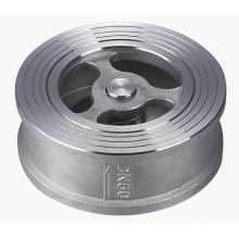 Clapet anti-retour pour l'eau en acier inoxydable