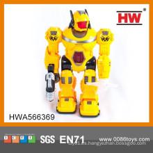 Robot de juguete inteligente con pilas inteligentes para niños