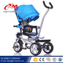 2015 Alibaba Verkauf China Online-Anbieter Trike Fahrrad für Baby / Multifunktions 3 Räder Baby Trike Kinderwagen / billige Dreirad