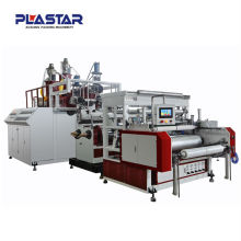 CD-75-1200 single layer cling and Stretch Film making Machine