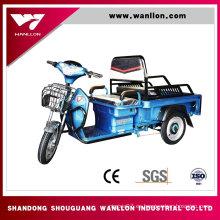 Low Price for Cargo Triciclo eléctrico con cabina para adultos