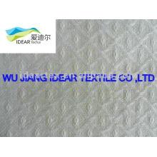 TC Grid dot jacquard Fabric for Taekwondo
