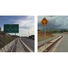 VerkehrsVerkehrsschilder retroreflective Sheeting Verkehrszeichen