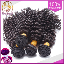 Chinese Sewing Machine Color #613 Weave 28 Inch Kinky Curly Hair