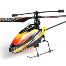4CH 2.4Ghz V911 RC Hubschrauber 23cm Radio Fernsteuerungs-RTF einzelner Propeller LCD-Anzeigen-Kreiselkompaß