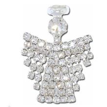 fashion rhinestone wedding brooch