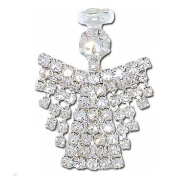 Модные горный хрусталь свадебные броши